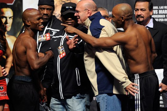 Top 10 Boxing Press Conference Brawls / Fights