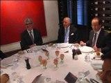 Débarquement: Obama-Hollande, les dossiers qui fâchent - 06/06
