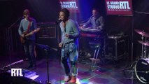 Yannick Noah - On court en live dans le grand Studio RTL
