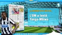 L'OM a tenté Yanga-Mbiwa, Thauvin finalement au Mondial ? La revue de presse Foot Marseille !