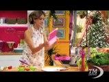 Angie, la zia di Violetta, maestra di cucina su Disney Channel  Lattrice Clara Alonso in Angie e le ricette di Violetta