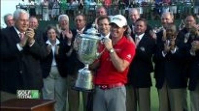 Rückblick: PGA Championship 2012
