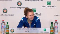 """French Open: Halep: """"In Rom hat es Klick gemacht"""""""
