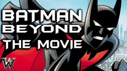 Batman Beyond: The Next Dark Knight Movie? - Will's War