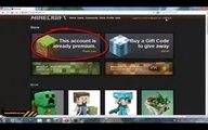 Minecraft Premium Account Generator 2014 -Tool-[Proof]