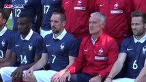 Football / Mondial 2014 : la photo officielle des Bleus - 06/06