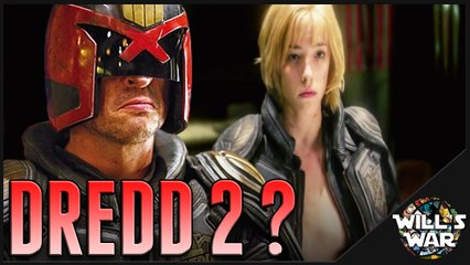 Dredd 2: Let's Make It Happen! - Will's War HD