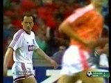 Групповой этап ЧЕ-1988 Голландия - СССР - 1-й Тайм  DK86USSR - UEFA Euro 88 Netherlands-USSR 0-1 1-t Time