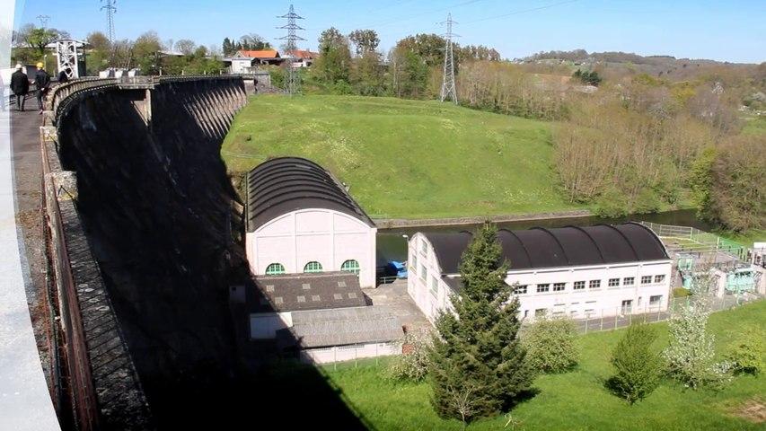 Restauration de la continuité écologique - projet de dérasement des barrages de Vezins et de Poutès