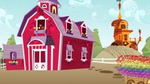 My Little Pony: La Magia de la Amistad (Español de España) 3x08 - Reunión de la Familia Apple -HD 1080p-