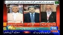 Haroon Rasheed- Army is not with Imran Khan, Army helped Nawaz Sharif to come into power, Nawaz Sharif dishonor Pakistan in India meeting Pakistan