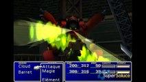 Guide Final Fantasy VII : Boss Scorpion Gardien