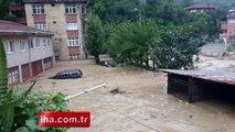 Zonguldak-Ankara karayolu çöktü - İhlas Haber Ajansı (İHA)