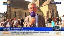 BFM Story: D-Day: Sainte-Mère-Eglise se souvient des parachutistes américains - 06/06