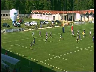 Highlights Vea-FemiCZ Rovigo v Marchiol Mogliano 31-30