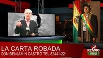LA CARTA ROBADA 4 DE JUNIO DEL 2014 Felipe VI  igual que los felipes  2, 3 y 4 REINARA SOBRE UN IMPERIO QUE SE UNDE