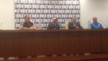 Conferenza stampa Sergio Parisse - 2 febbraio 2013