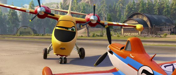 Planes: Fire & Rescue - Official HD trailer 2014