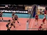 SCAMBIO DELLA SETTIMANA - Banca Reale Yoyogurt Giaveno vs Imoco Volley Conegliano