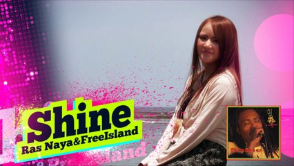 "Video News Spin-off#23 Ras Naya&Free Island ""Shine"""