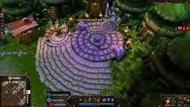Replay League of Legends - Vendredi 6 Juin 2014 - Session 1