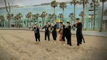 TV3 - 33 recomana - OBC. Música d'una nit d'estiu a la platja. Platja de Sant Sebastià. Barcelona