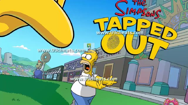 Simpsons Tapped Out Triche Pirater Simpsons Tapped Out Donut Pirater