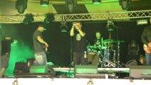 Cambrin : répétition du groupe Unswabbed au festival Y'a pas l'Feu