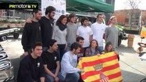 Entrevista a Merce Conesa, alcaldesa de Sant Cugat del Valles BCN en Rally Unidesert 2014 (HD)
