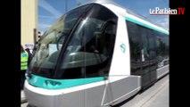 Vélizy-Villacoublay (78): le public découvre le tramway T6
