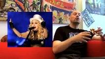 Alain Soral -  Réponse à Madonna sur Marine Le Pen