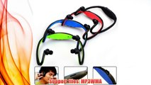 Best buy E-PRANCE New Wireless Sport Head Loop TF Card Slot Walkman Sports Neckband MP3 Player,