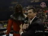 The Ministry of Darkness Era Vol. 26   Vince Announces The Undertaker vs Kane Inferno Match 2/21/99 (1/2)