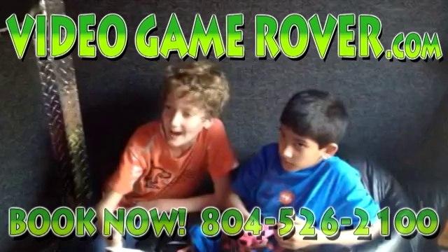 Mobile Video Game Trailer - Video Game Rover in Richmond, Virginia