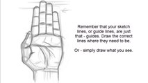How to Draw Hands (Drawing Hands 1)