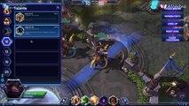 [Alc117] Découverte Heroes - Une Game avec E.T.C.  (Heroes of the Storm Alpha - FR)
