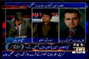 Waqt News Apna Apna Gareban with MQM Barrister Muhammad Saif (07 June 2014)