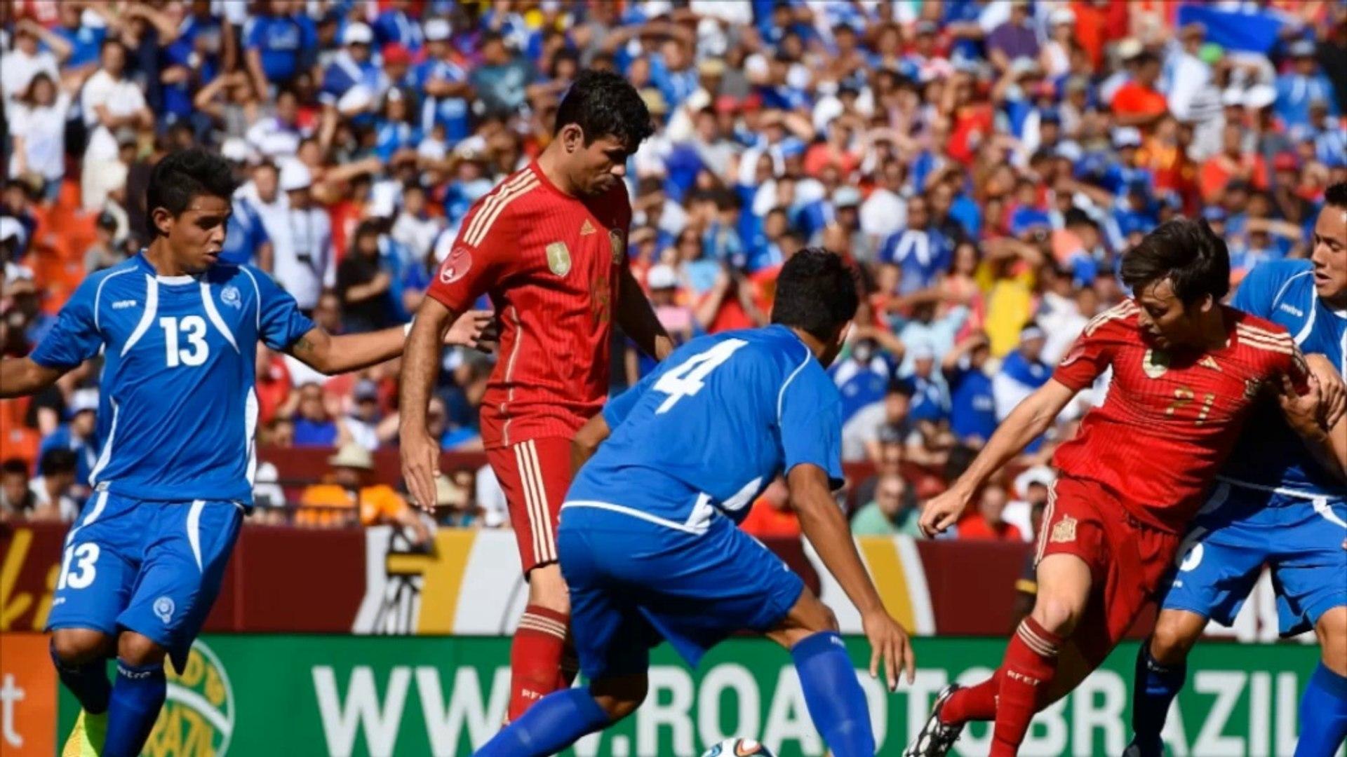 WM 2014: Del Bosque: