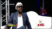 L'artiste musicien de Côte-d'Ivoire MEWE confirme que KOFFI-OLOMIDE n'est pas congolais, parle de combattants, de la politique et de la musique ivoirienne et congolaise dans B-ONE SHOW de ce dimanche 8 Juin 2014 chez papy MBOMA
