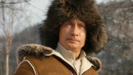 Putin'i hiç böyle görmediniz!