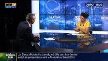 BFM Politique: L'interview de Bruno Le Maire par Apolline de Malherbe - 08/06 1/6