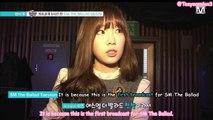 [Eng Sub][140213] Wide News + M! Countdown Backstage - Taeyeon & Jonghyun Cut (720p)