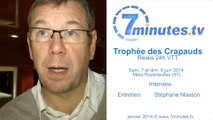 Crapauds 2014 Interview Surprise Fabrice Perrot
