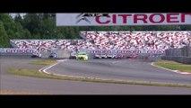 Ma Qing Hua makes motorsport history! - Citroën WTCC 2014