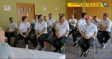 Soccer Aid - Robbie Williams - England Team