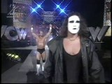 WCW Nitro #127 Luger & Sting vs. Hogan & Macho Man