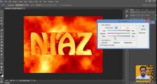 Create Lava Effect in Adobe Photoshop CC in Hindi