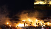 """SREĆAN RODJENDAN"" ! | Bakljada i vatromet | JNA 05.10.2013"