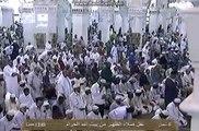 Khana Kaaba خانہ کعبہ میں نمازِ ظہر کے فوراً بعد طوافِ کعبہ