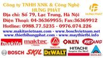 Máy Đục Bê Tông Bosch GSH 16-30 giá rẻ nhất tại Miền Bắc và Hà Nội